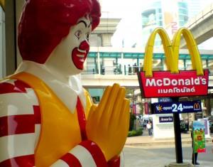 McDonald's à Bangkok