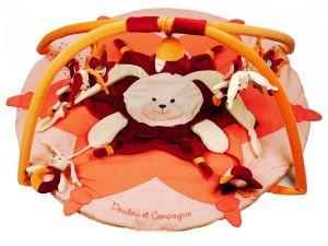 Le tapis d'éveil graine de doudou souris de Doudou et Compagnie