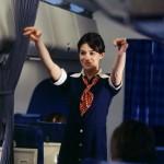 L'oreiller de voyage créé par une hôtesse de l'air