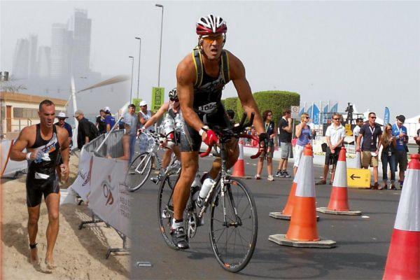 Triathlon à Abu Dhabi