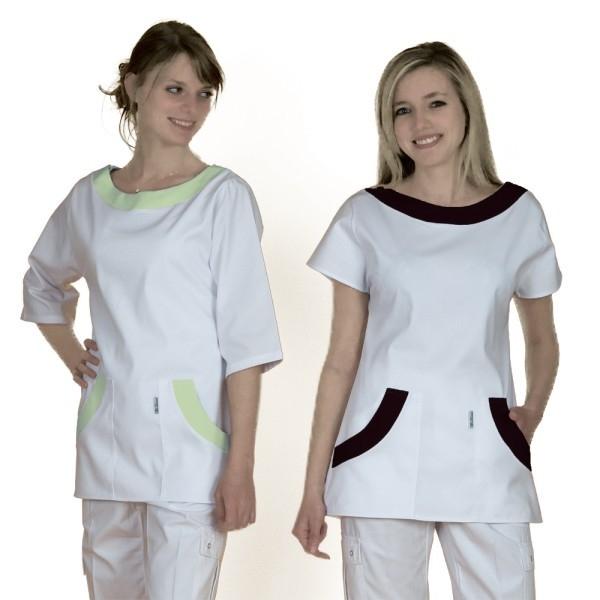 Achetez des blouses médicales complètement adaptées