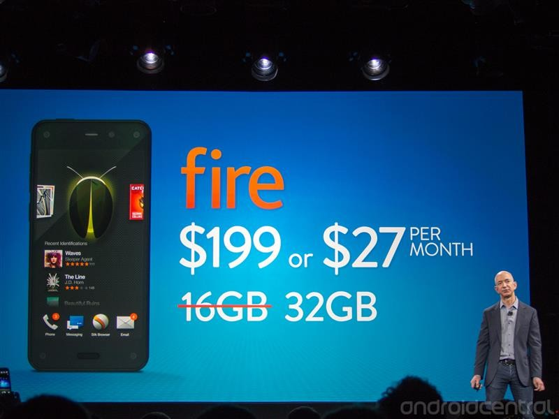 Fire Phone AT&T