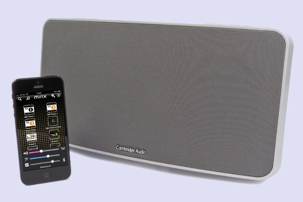 Enceinte bluetooth Cambridge Audio