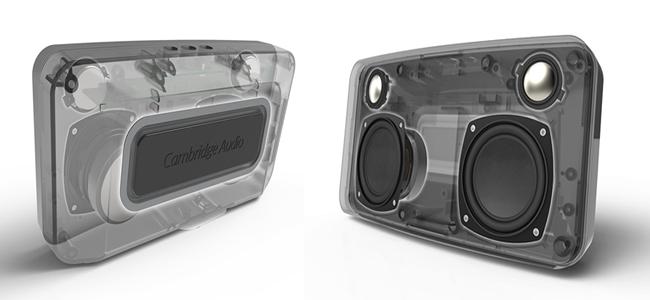 Enceinte bluetooth Cambridge Audio