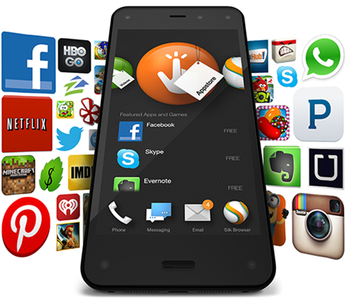 Applications Firephone