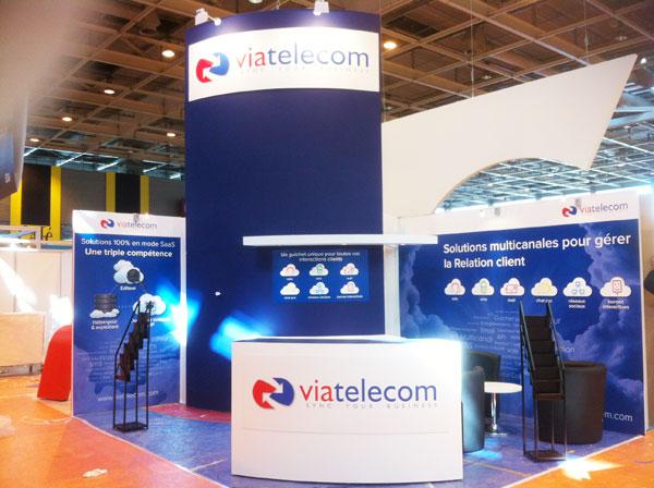 Stand ViaTelecom