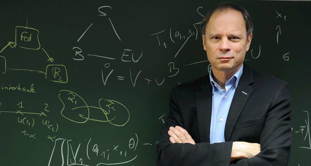Le prix Nobel d'Economie 2014 revient à Jean Tirole
