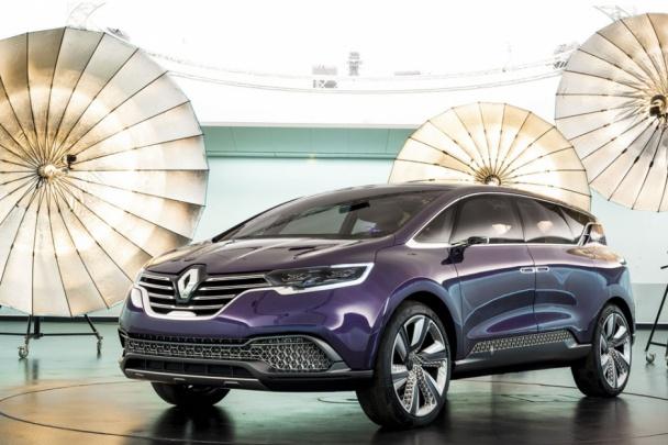 La nouvelle Renault Espace : le van réinventé