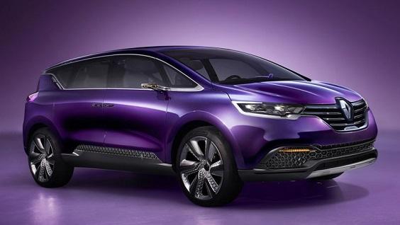 Nouvelle Renault Espace 2015