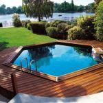 Quels sont les différents types de piscines hors-sol?