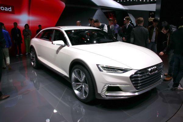 Audi dévoile la nouvelle Prologue Allroad