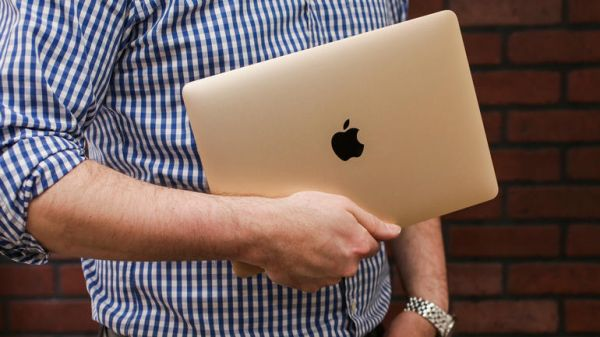autonomie macbook air gold