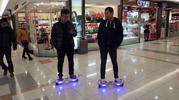 SelfBalancing-ElectricScooter