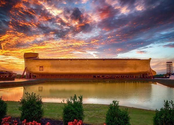 Inauguration de l'Ark Encounter aux Etats-Unis, séjournez 40 jours et 40 nuits dans cette arche de Noé grandeur nature
