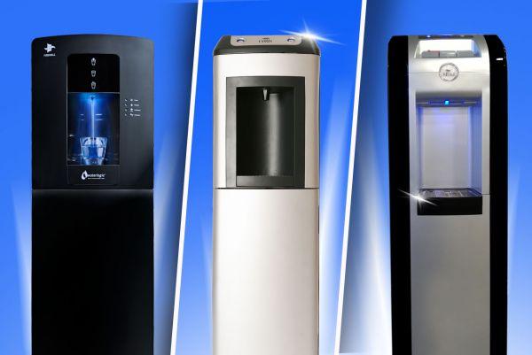 Top 3 des fontaines d'eau