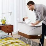 Snoo, un berceau High Tech pour votre bébé. Bonne ou mauvaise idée ?