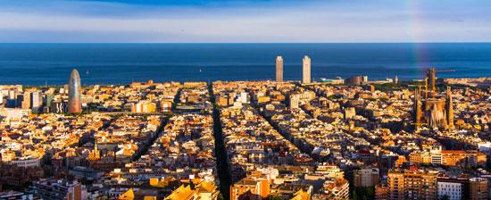 Petit week-end à Barcelone