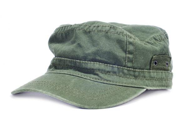 La casquette style Army ou militaire, très en vogue !