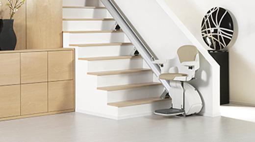 fauteuils monte escalier Stannah