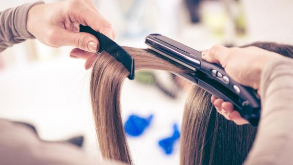 lisseur cheveux