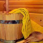 L'entretien du sauna