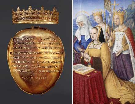 L'écrin du cœur d'Anne de Bretagne a été retrouvé !