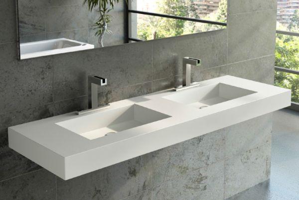 Double lavabo