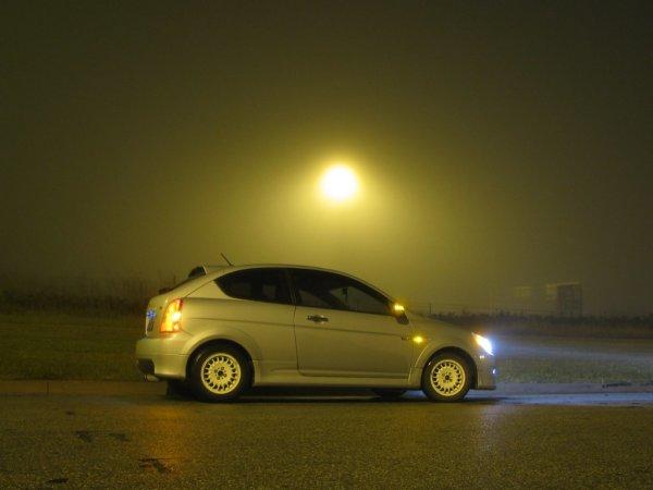 feux voiture