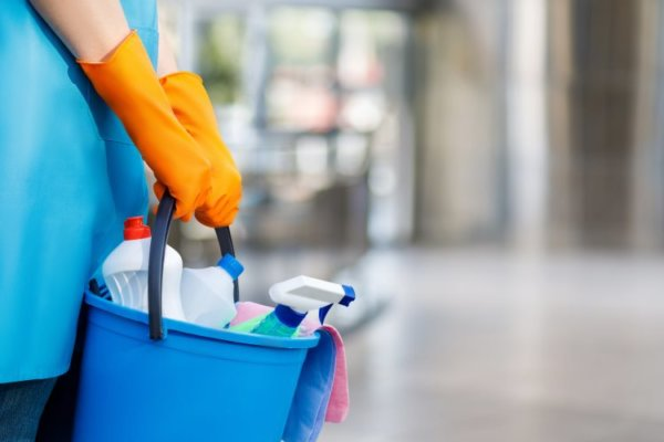 Le nettoyage de vos lieux de travail