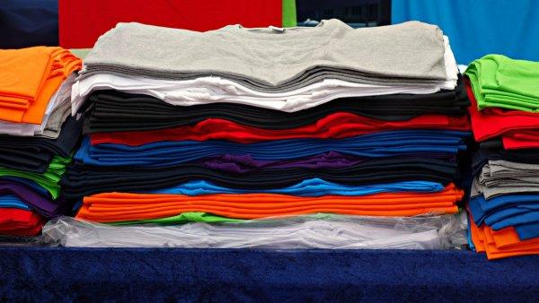 Le tee-shirt personnalisé : l'élément indispensable pour vos événements professionnels