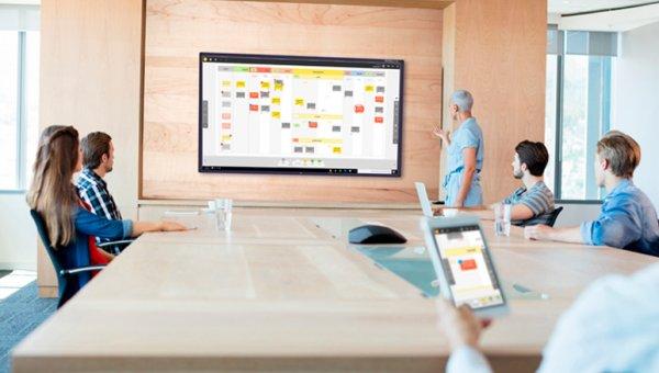 tableau interactif entreprise